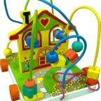 wooden toys omocha